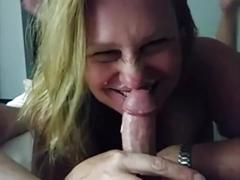 Nice blow job