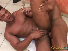 Fine anal fucking gay latinos