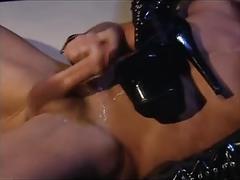 Mistress lady lou - femdom strapon-session