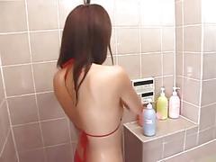 Nomoto haruka shower time