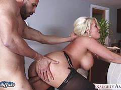 Busty blonde alura jenson fuck her neighbor