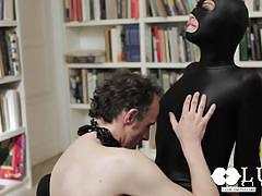Lust cinema sensual thief steals sex