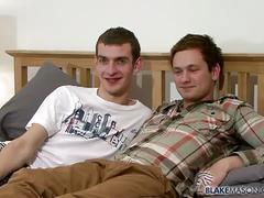 Twinks brez wild and nathan brookes suck and fuck