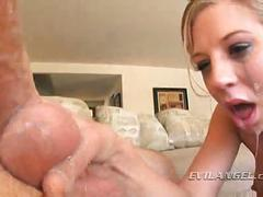 Chastity lynn likes to get down and dirty with guys cocks