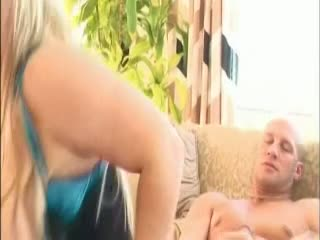 British milf kirstyn halborg gets fucked in fishnets