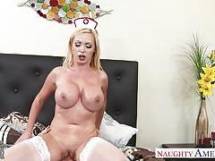 Nurse girlfriend nikki benz fucking
