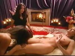 Jennifer avalon & lisa throw - the ultimate female ecstasy