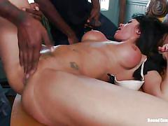 milf, anal, spanking, gang bang, interracial, domination, natural tits, tattooed, dick sucking, bound gang bangs, kink, eva karera, jon jon, mickey mod, karlo karrera, prince yahshua, bobby bends