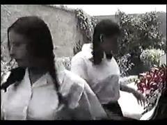 Peru - colegialas salen arrechas despues del cole