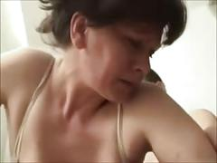 Mom knows how to suck & fuck