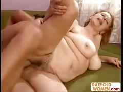 Mature sabrina lick around a lucky dick