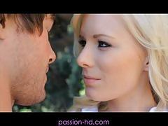 Passionhd tiny tit blond has huge sexual appetite