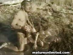 Dirty outdoor fuck part 3
