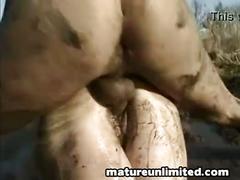 Dirty outdoor fuck part 3