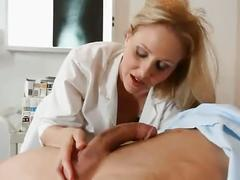 Julia ann - medical examination