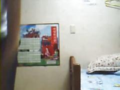 Korean amateur school uniform masturbation