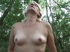 Mature in the forest