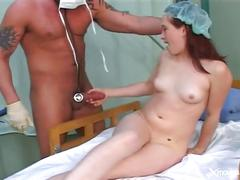 Girl getting fucked