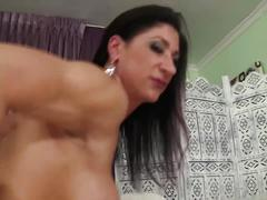 Sexy milf getting her ass pounded