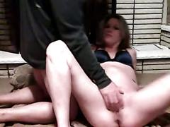 Pregnant bj and dildo