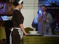 Valenteeno69s girl fantasies - the maid