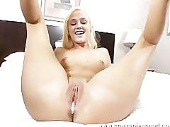 Sucking and fucking cock craving for hardcore creampie sex