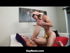 Big dick hunk luke fucking connor hard