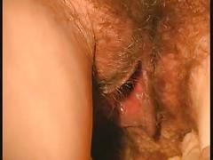 Mature couple - creampie ending 5
