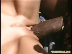 She will enjoy all of this 15 inches of juicy black cock
