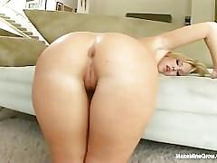 Double penetration for sasha knox and a facial cum