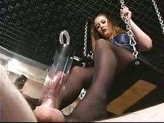Miss amber - foot slave