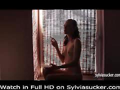 Erotic smoking.cutie young milf marlboro 100's smoking-sylvia chrystall.