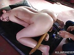 anal, bdsm, babe, asian, fetish, double penetration, dildo, torture device, anal nippon, all japanese pass, marina matsumoto