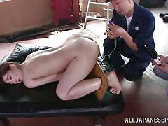 Marina's sexual torture begins