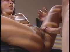 Avena lee hot asian banged!