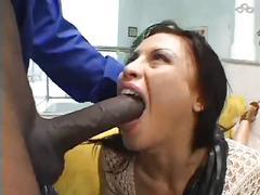 Mommma sita submissive has a black men
