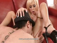 Morgan layne gets a sweet tasty creampie