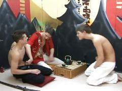 Thomas ballou, sidney holland, martin nehmet: japanese tea party