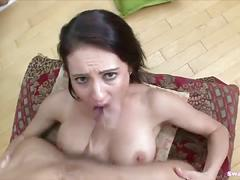 Chase ryder gives an awesome pov blowjob