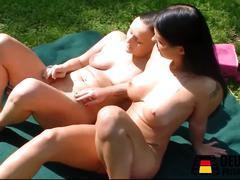 Lesben in der natur