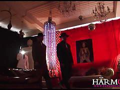 Harmony vision sex club hardcore raunchy sex