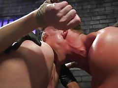 bdsm, big cock, anal, spanking, ass fingering, domination, spit, flogging, ass eating, monster dildo, bound gods, kink men, jack hunter, pierce paris