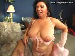 Hottest little gilf porn scene