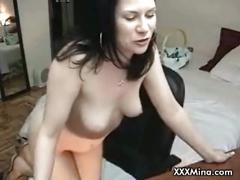 These hot girls licking each other's pussies