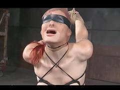 Vm bdsm deep throat face fuck training