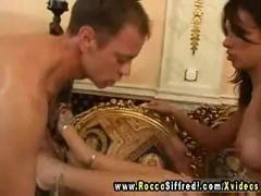 Hardcore group orgy - rocco siffredi