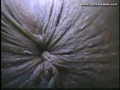 Wild chubby cheeks