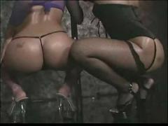 Kim pleasures  & alana love