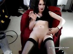 webcam, big cock