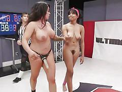 Simone and jenna battle for supremacy